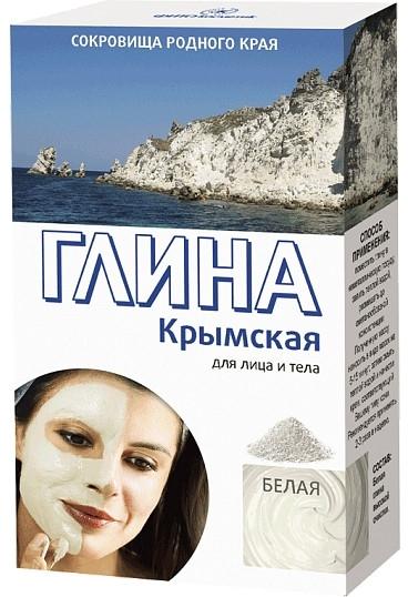 """Argilla per viso e corpo """"Crimea"""", bianca - Fito Cosmetc"""