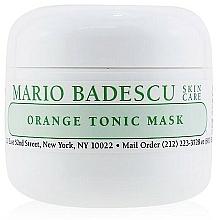 "Profumi e cosmetici Maschera viso ""Orange"" - Mario Badescu Orange Tonic Mask"