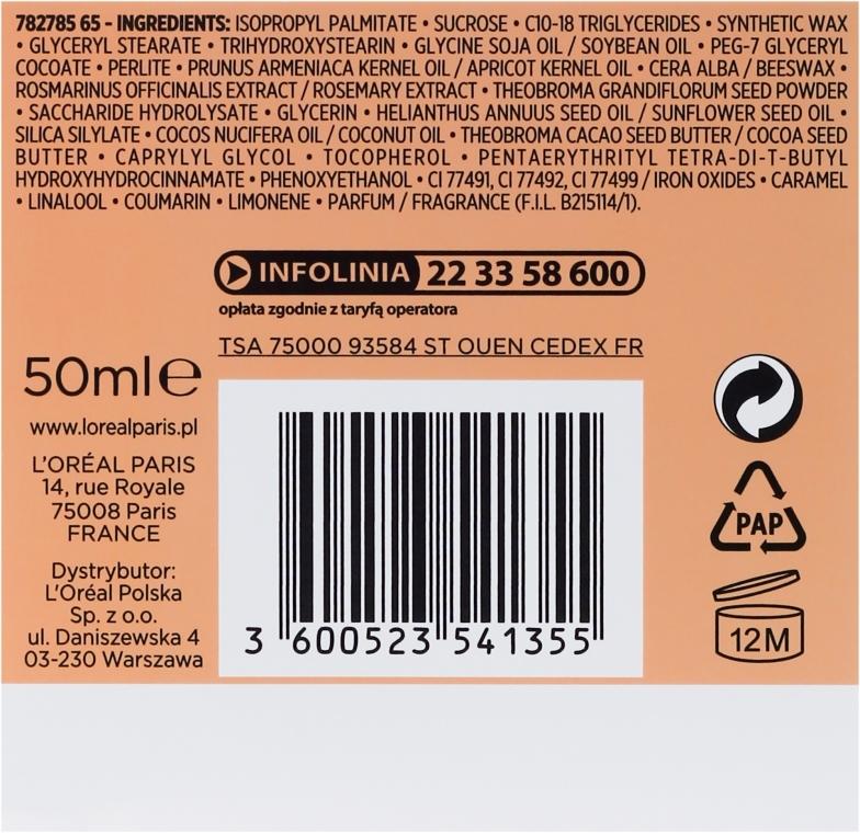 Scrub nutriente viso - L'Oreal Paris Sugar Scrubs — foto N3