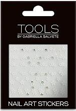Profumi e cosmetici Adesivi per nail art - Gabriella Salvete Tools Nail Art Stickers 02