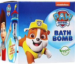 """Profumi e cosmetici Bomba da bagno """"Rubble"""", pera - Nickelodeon Paw Patrol"""