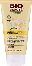 Profumi e cosmetici Gel-esfoliante tonificante - Nuxe Bio Beaute Toning And Exfoliating Body Gel