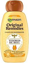 Profumi e cosmetici Shampoo - Garnier Original Remedies Tesoros de Miel Shampoo