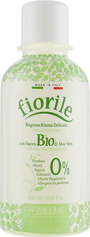 "Bagnoschiuma ""Aloe Vera"" - Parisienne Italia Fiorile BIO Aloe Vera Bath Foam"