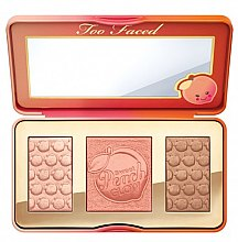 Profumi e cosmetici Palette viso - Too Faced Sweet Peach Glow Kit