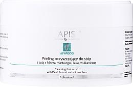 Profumi e cosmetici Peeling detergente piedi - Apis Professional Api-Podo