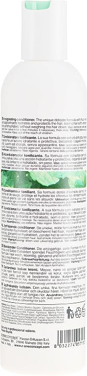 Balsamo capelli - Milk Shake Sensorial Mint Conditioner — foto N2