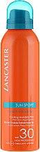 Profumi e cosmetici Spray solare - Lancaster Sun Sport Cooling Invisible Mist Wet Skin SPF30