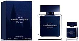 Profumi e cosmetici Narciso Rodriguez For Him Bleu Noir - Set (edt/100ml + edt/10ml)