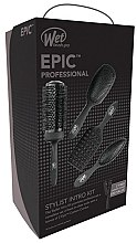 Profumi e cosmetici Set di spazzole per capelli, 2 (pz) - Wet Brush Epic Stylist Intro Kit