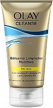 Profumi e cosmetici Balsamo detergente nutriente - Olay Cleanse Gel Dry Skin