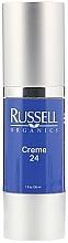 Profumi e cosmetici Crema viso idratante - Russell Organics Creme 24