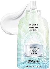 Profumi e cosmetici Crema viso rinfrescante - Beausta Whitening Tone-Up Cream