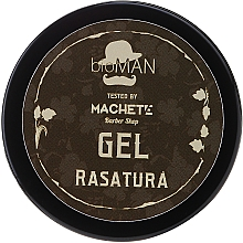 Profumi e cosmetici Gel da rasatura - BioMan Shaving Gel