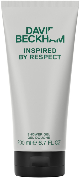 David Beckham Inspired by Respect - Gel doccia — foto N1