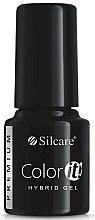 Profumi e cosmetici Gel-smalto - Silcare Color IT Premium Hybrid Gel