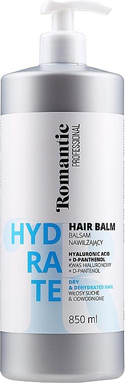 Balsamo per capelli secchi - Romantic Professional Hydrate Hair Balm