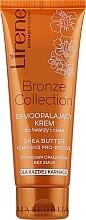 Profumi e cosmetici Crema-abbronzante viso e corpo - Lirene Body Arabica Face & Body Cream