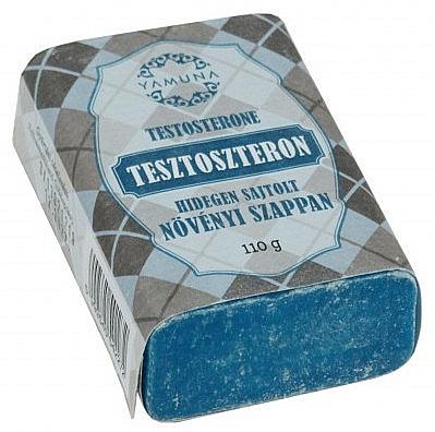 """Sapone pressato a freddo """"Testosterone"""" - Yamuna Testosterone Cold Pressed Soap"""