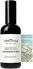 Profumi e cosmetici Olio di Kalahari per la pulizia del viso e la rimozione del trucco - Creamy Kalahari Pure