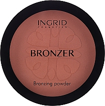 Profumi e cosmetici Bronzer - Ingrid Cosmetics HD Beauty Innovation Bronzing Powder