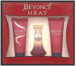 Profumi e cosmetici Beyonce Heat - Set (edp/30ml + sh/gel/75ml + b/lot/75ml)