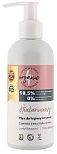 Profumi e cosmetici Gel ialuronico per l'igiene intima - 4Organic Hyaluronic Intimate Gel