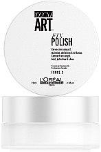 Profumi e cosmetici Gel-cera per modellare i capelli corti - L'Oreal Professionnel Tecni.Art Fix Polish Gel-Wax