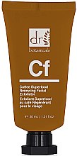 "Scrub viso ""Caffè"" - Dr. Botanicals Coffee Superfood Renewing Facial Exfoliator — foto N2"