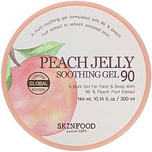 Profumi e cosmetici Gel corpo - Skinfood Peach Jelly Soothing Gel