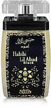 Profumi e cosmetici Nabeel Habibi Lil Abad Black - Eau de Parfum