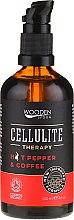 Profumi e cosmetici Olio corpo anticellulite - Wooden Spoon Anti-cellulite Blend