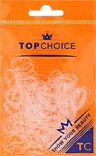 Profumi e cosmetici Elastici per capelli 22715, trasparenti - Top Choice