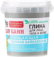 Profumi e cosmetici Argilla blu di Baikal per viso, corpo e capelli - Fito cosmetica