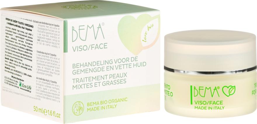 Crema viso - Bema Cosmetici Love Bio Traitement Peaux Mixtes Et Grasses  — foto N1