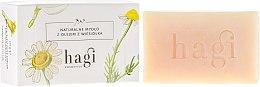 Profumi e cosmetici Sapone naturale con estratto di primula - Hagi Soap