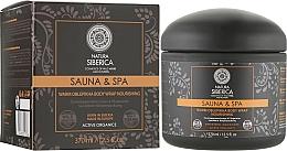 """Profumi e cosmetici Impacco corpo all'olivello spinoso """"Nutriente"""" - Natura Siberica Sauna&Spa"""