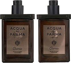 Profumi e cosmetici Acqua di Parma Colonia Quercia Travel Spray Refill - Colonia