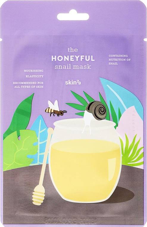 Maschera viso - Skin79 The Honeyful Snail Mask