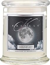 Profumi e cosmetici Candela profumata in vetro - Kringle Candle Midnight