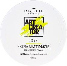 Profumi e cosmetici Extra Matt Paste - Brelil Art Creator Extra Matt Paste