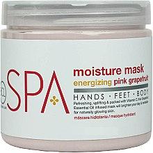 "Profumi e cosmetici Maschera corpo ""Pompelmo"" - BCL Spa Energizing Pink Grapefruit Moisture Mask"