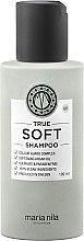 Profumi e cosmetici Shampoo Idratante - Maria Nila True Soft Shampoo