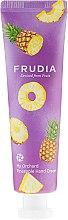 "Profumi e cosmetici Crema mani nutriente ""Ananas"" - Frudia My Orchard Pineapple Hand Cream"