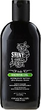 Profumi e cosmetici Olio doccia - Renee Blanche Shiny Tattoo Shower Oil