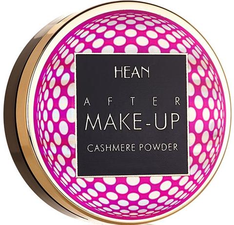Cipria compatta - Hean After Makeup-up Cashmere Compact Powder