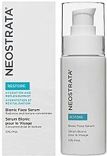 Profumi e cosmetici Siero viso bionico rivitalizzante - Neostrata Restore Bionic Face Shine & Texture Improvement Serum