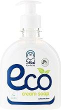 Profumi e cosmetici Sapone crema - Seal Cosmetics Eco Cream Soap