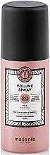 Profumi e cosmetici Lacca volumizzante per capelli - Maria Nila Volume Spray