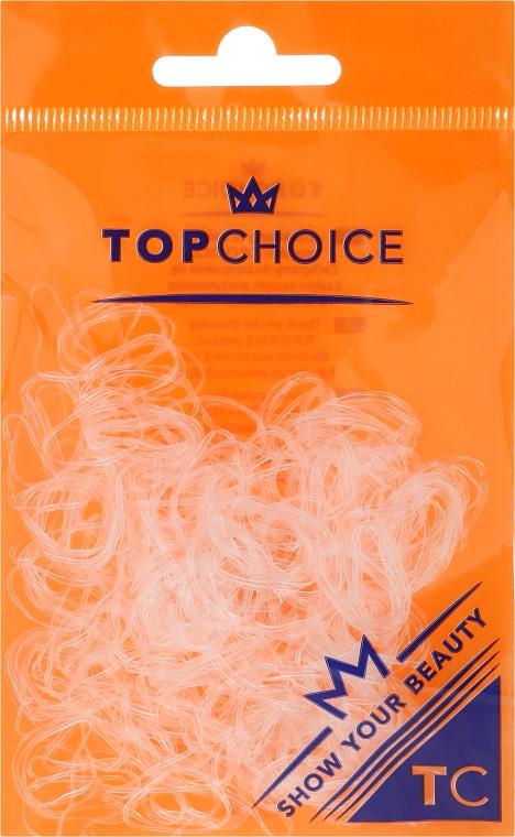 Elastici per capelli 22715, trasparenti - Top Choice